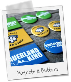 Magnete & Buttons